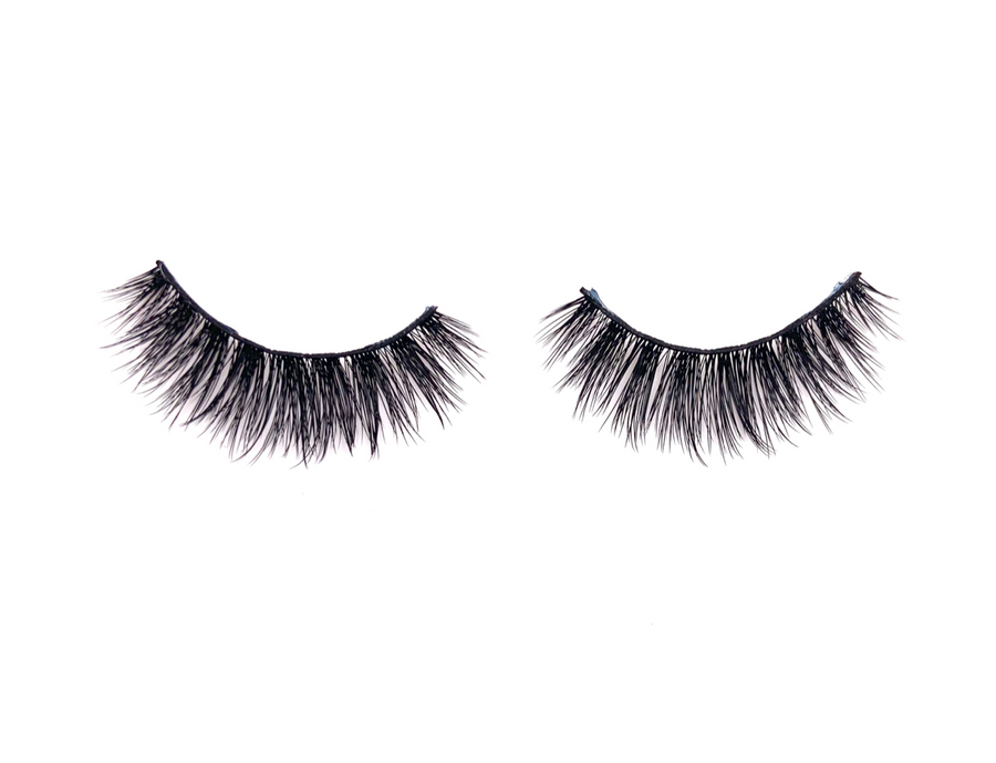 Cali Girl Faux Mink Lashes- Vegan - Mink Lashes, 3D Mink Lashes, False Lashes , Wispy lashes , Vegan faux mink,