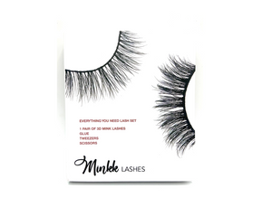 Tease Faux Mink Lashes Gift Set