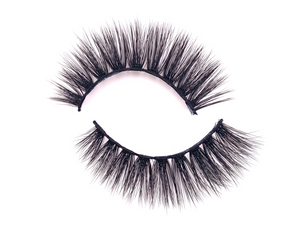 Hot Girl Faux Mink Lashes- Vegan - Mink Lashes, 3D Mink Lashes, False Lashes , Wispy lashes , Vegan faux mink,