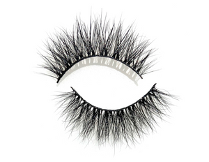 True Mink Lashes - Mink Lashes, 3D Mink Lashes, False Lashes , Wispy lashes , Vegan faux mink,
