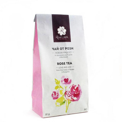 BIO Rose Tea (Rosa Damascena Buds)