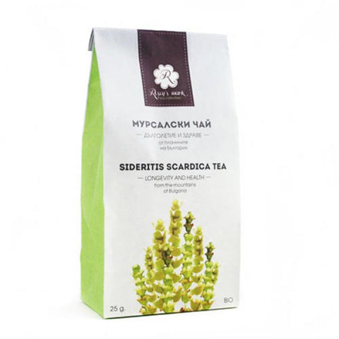 BIO Sideritis Scardica Tea - Mountain Tea