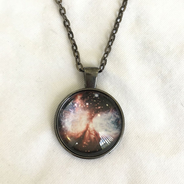 Handmade Necklace - Star-Forming Region S106