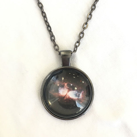 Handmade Necklace - Image of Star-Forming Region S106