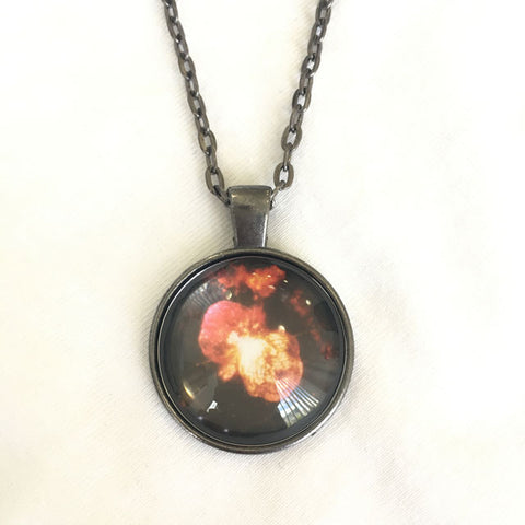 Handmade Necklace - WFPC2 Image of Eta Carinae