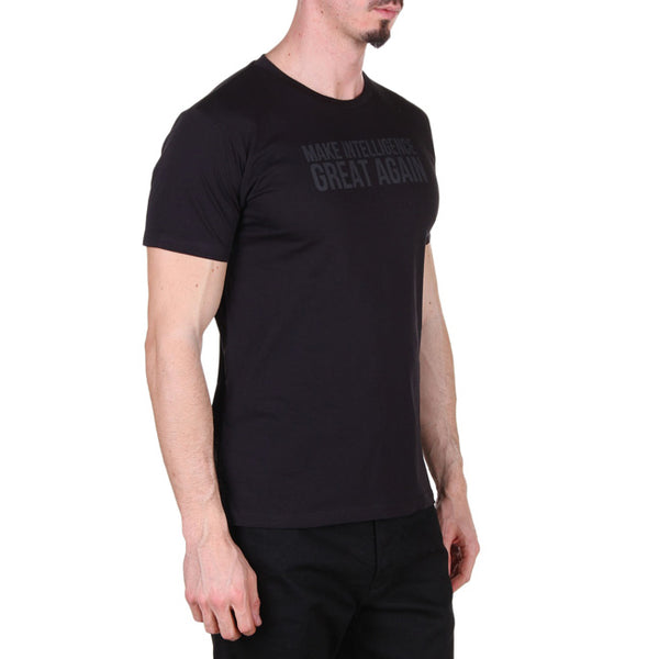 Make Intelligence Great Again - Men's T-Shirt in Black