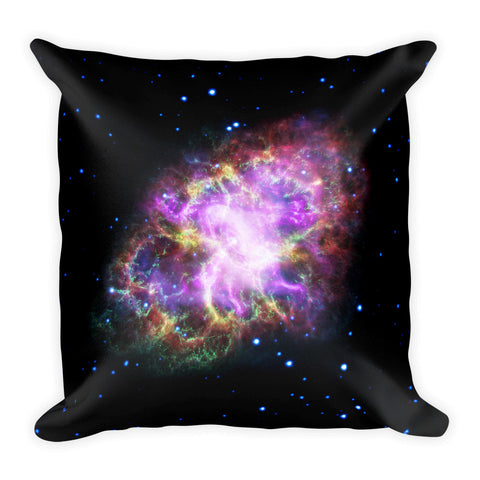 Multiwavelength Crab Nebula Pillow