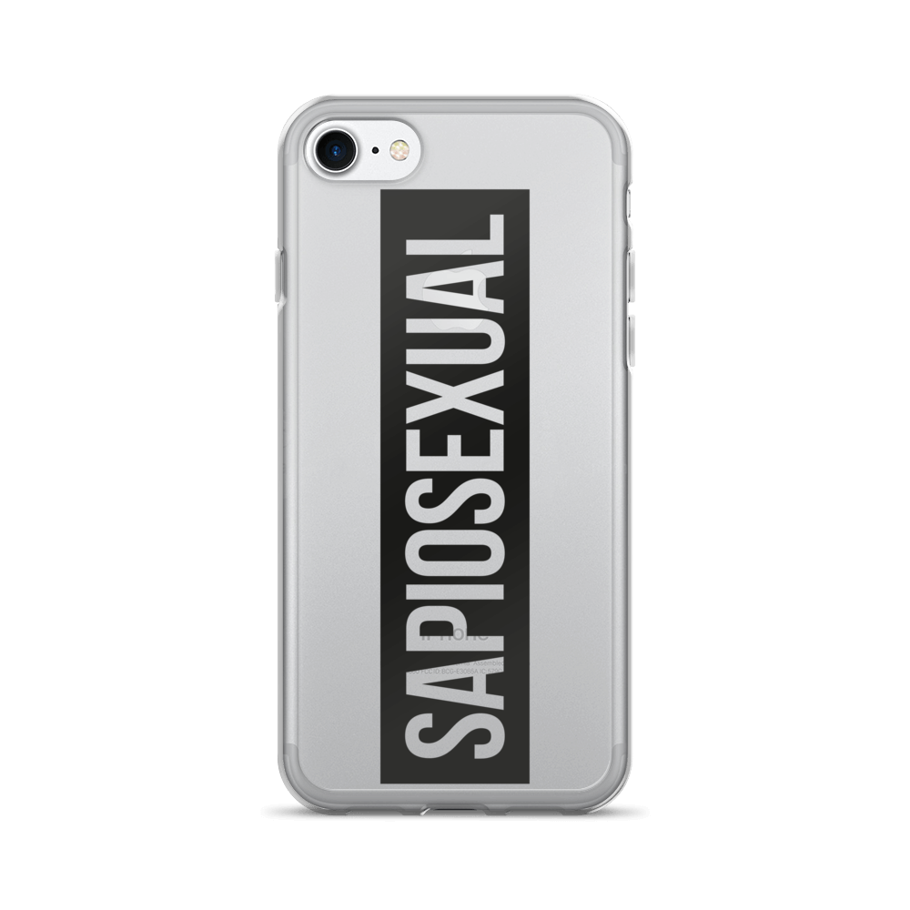 "iPhone 7/7 Plus Case - ""Sapiosexual"""
