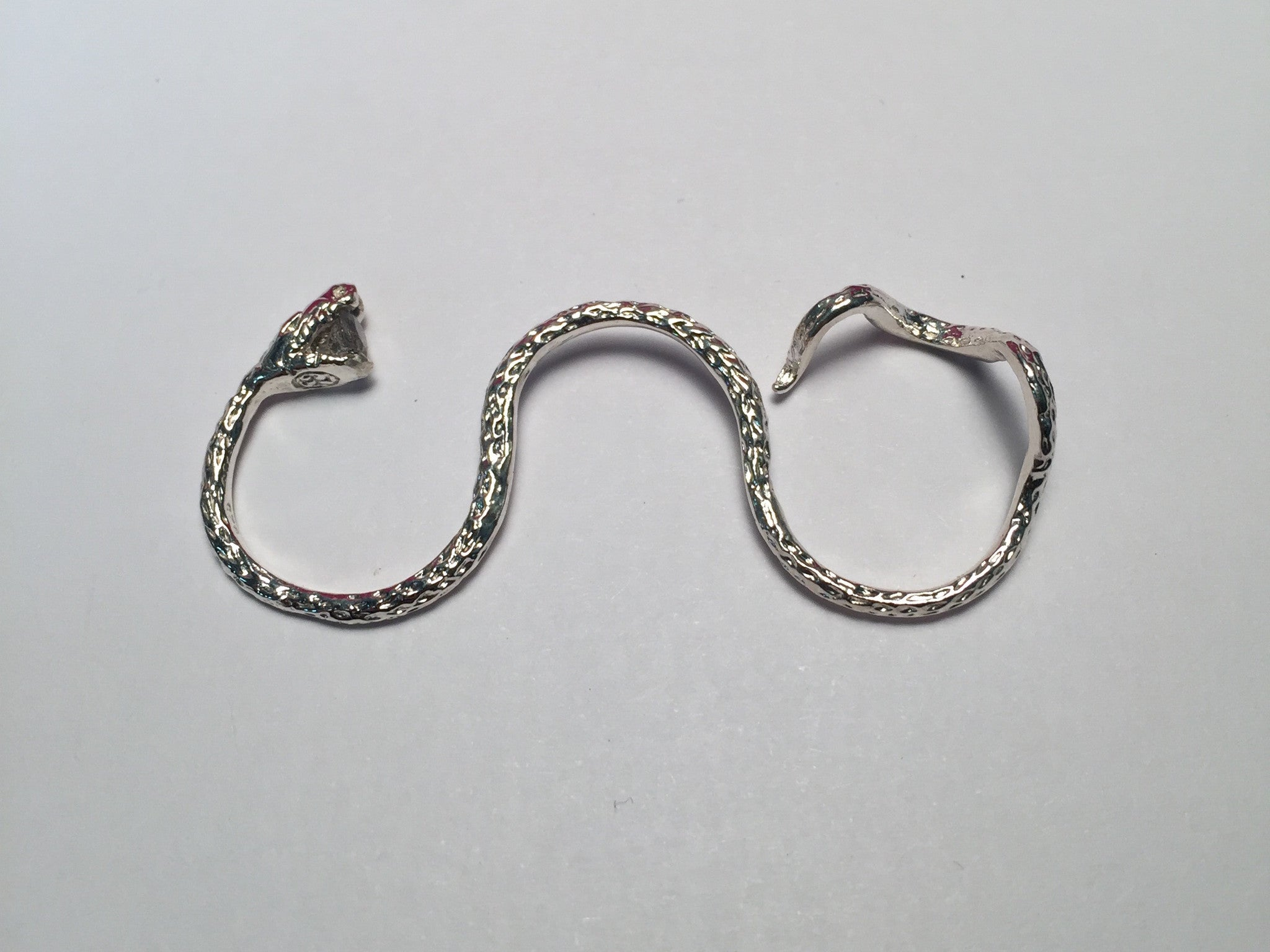 Trinity Serpent Ring