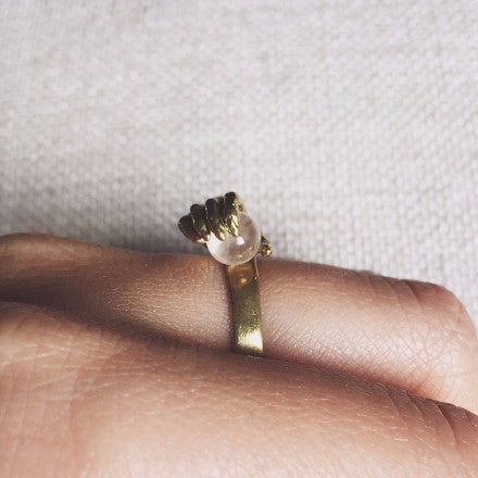 Ready To Ship Take My Hand Ring