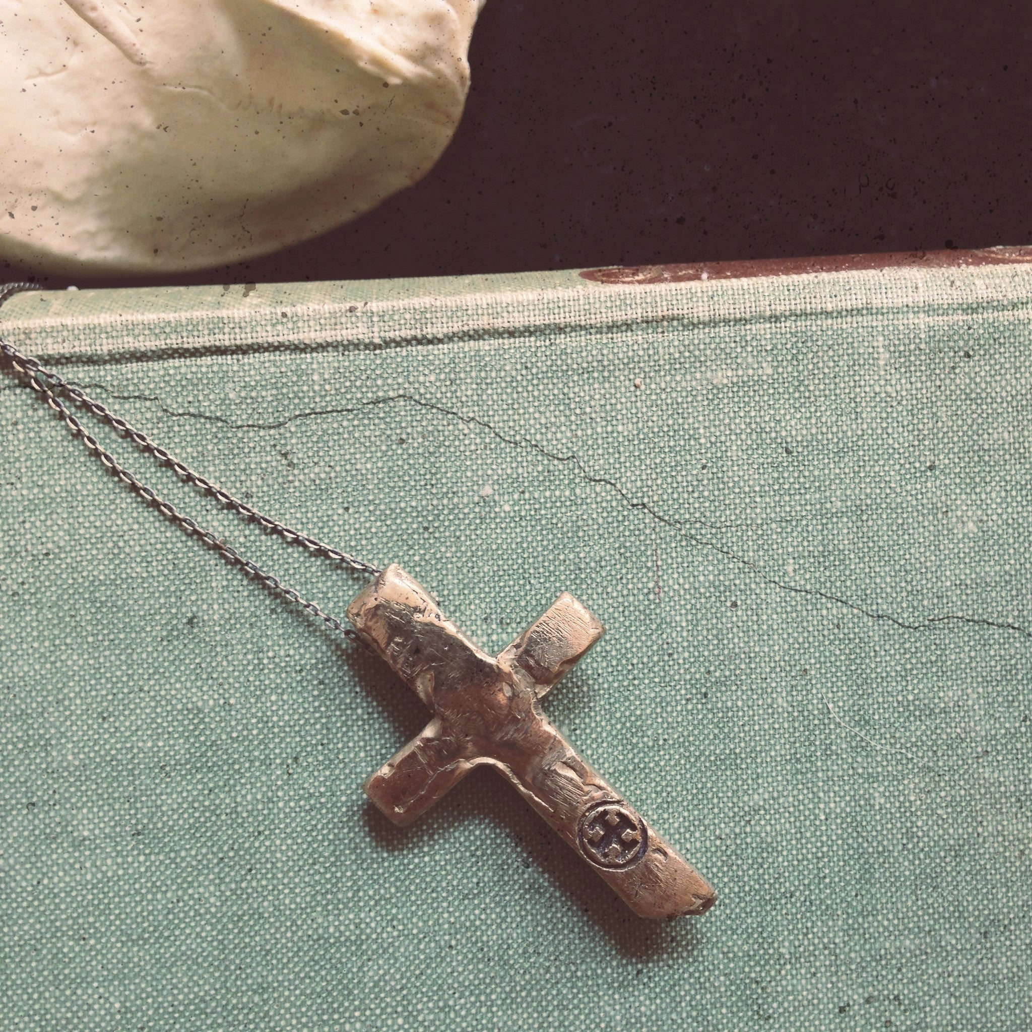 Vestige Cross Necklace