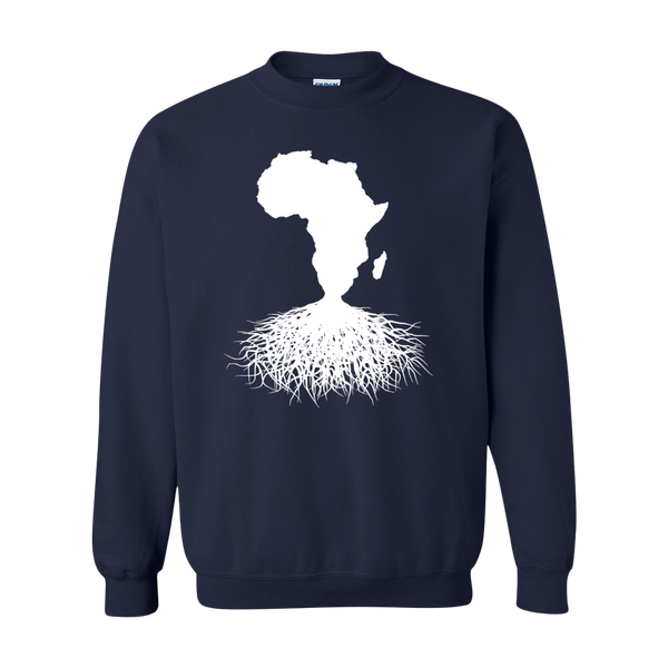 Africa Roots - White