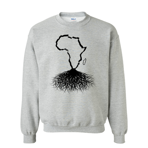 Africa Roots - Black Oultine