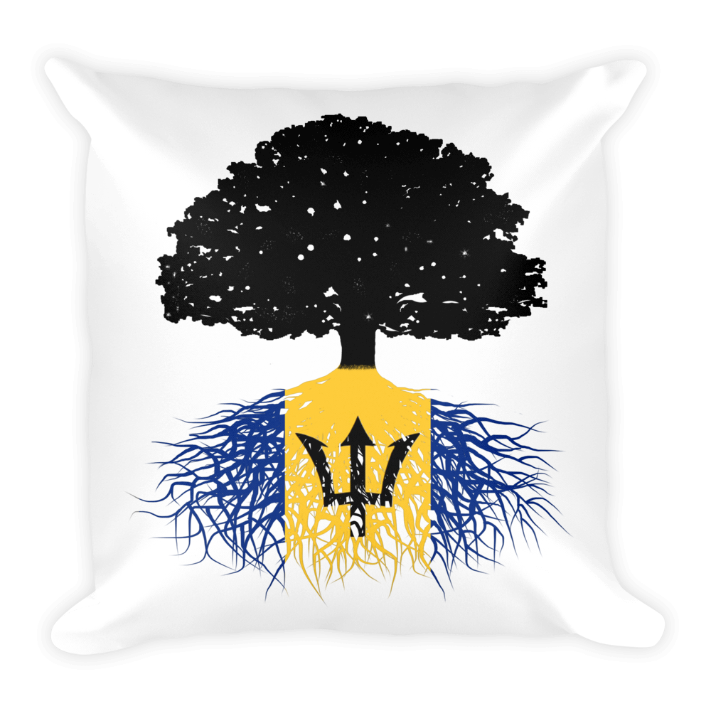 Barbados Roots Pillow