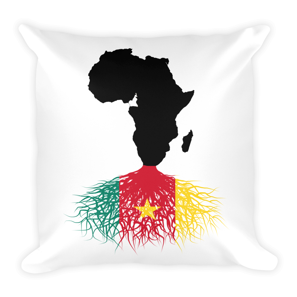 Cameroon Roots Pillow