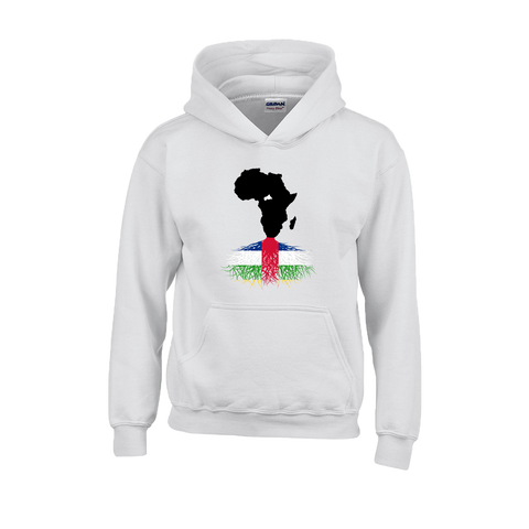 Central African Republic Roots Hoodie
