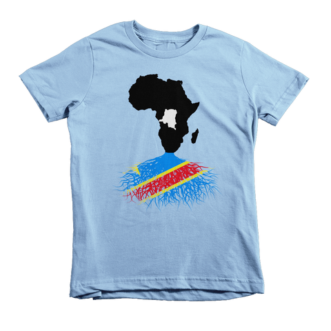 Congo, Democratic Republic Roots