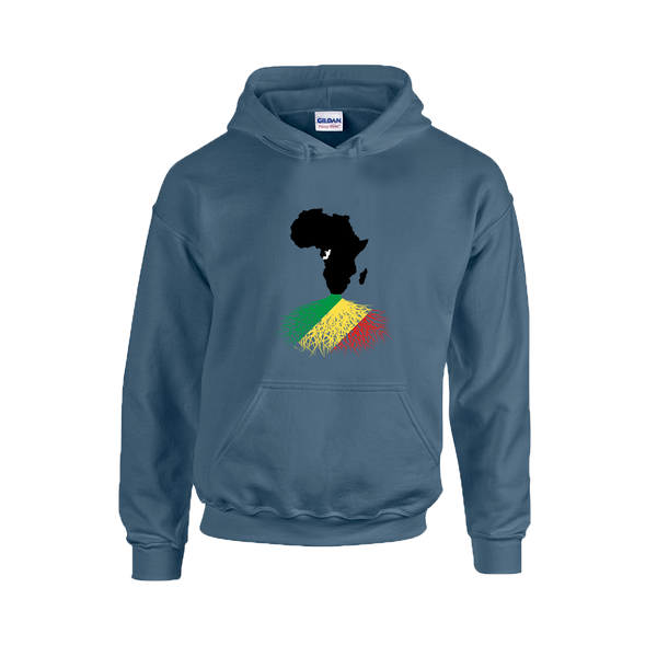 Congo, Republic of the Roots Hoodie