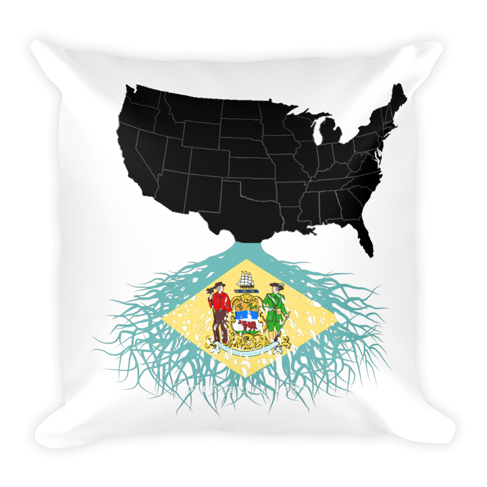 Delaware Roots Pillow