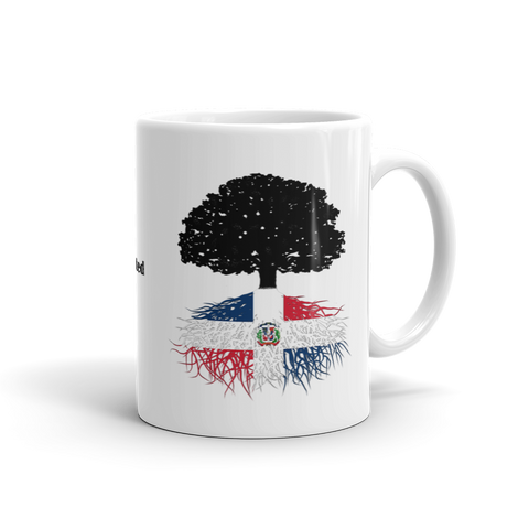 Dominican Republic Roots Mug