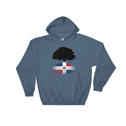 Dominican Republic Roots Hoodie