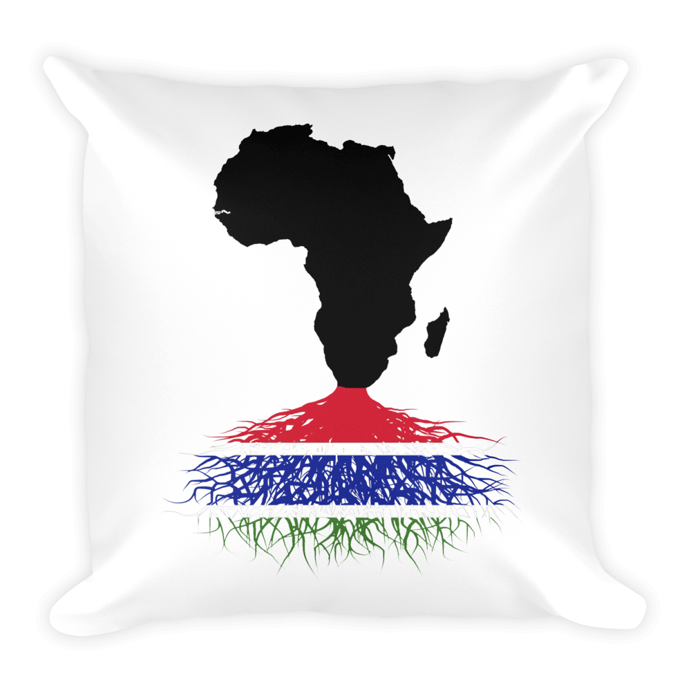 Gambia Roots Pillow