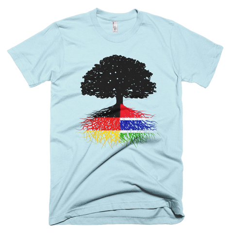Germany/Gambia Roots Tee