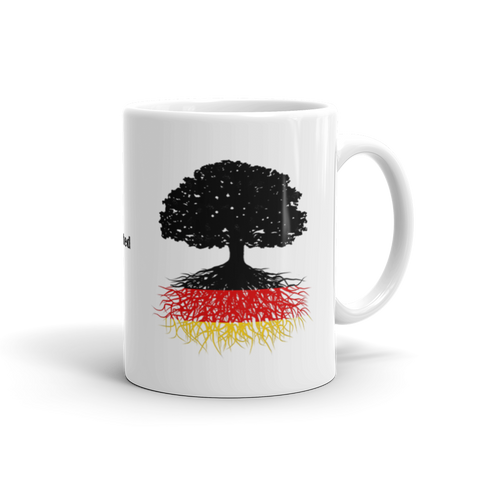 Germany Roots Mug