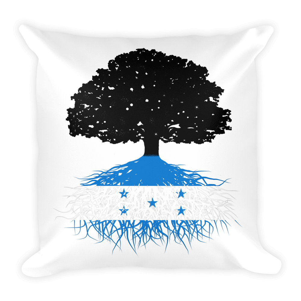 Honduras Roots Pillow