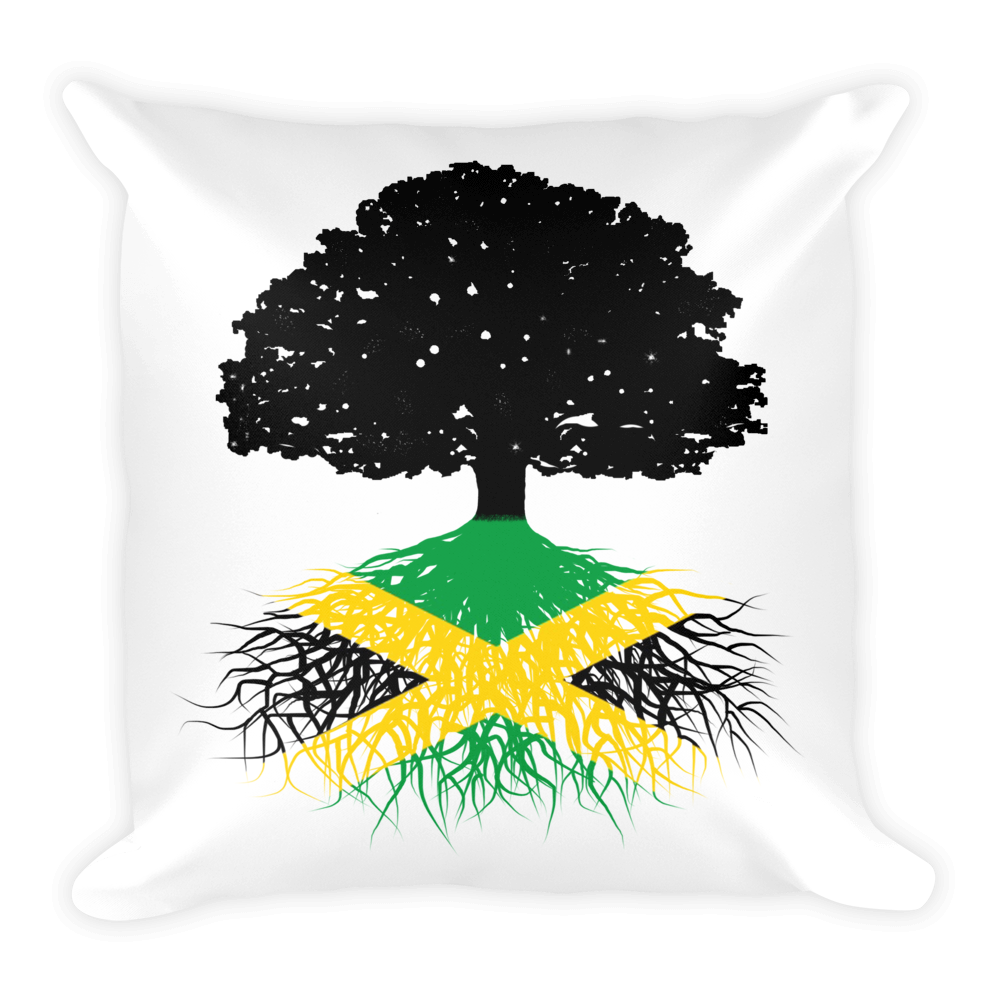 Jamaica Roots Pillow