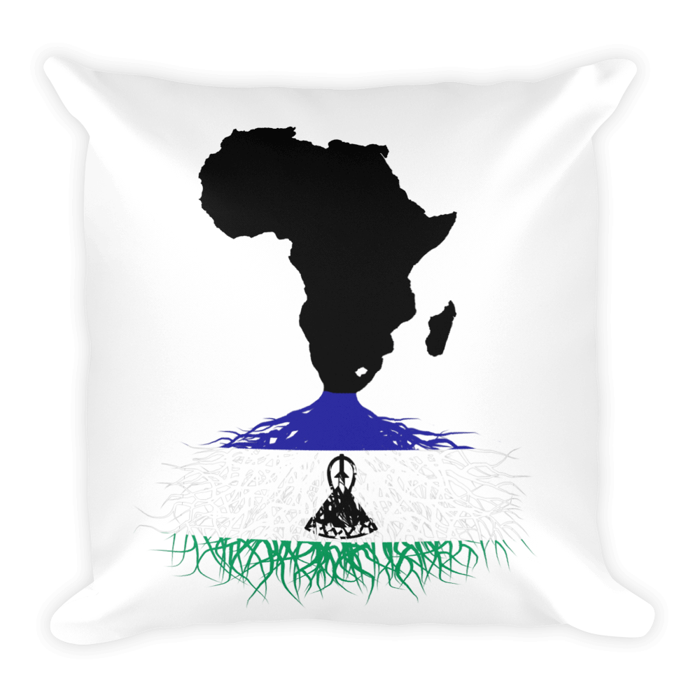 Lesotho Roots Pillow