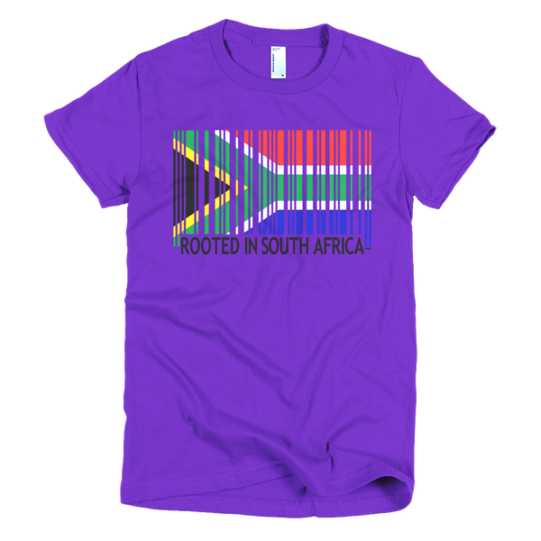 South Africa Barcode