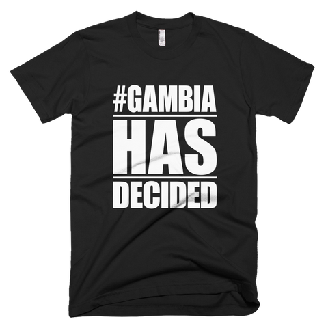 Gambia Has Decided