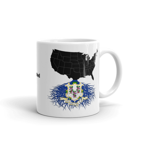 Connecticut Roots Mug