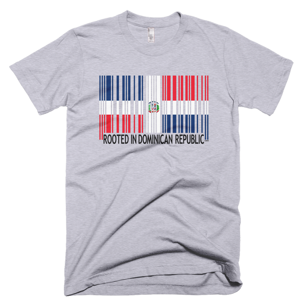 Dominican Republic Barcode