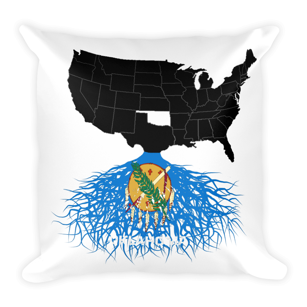 Oklahoma Roots Pillow
