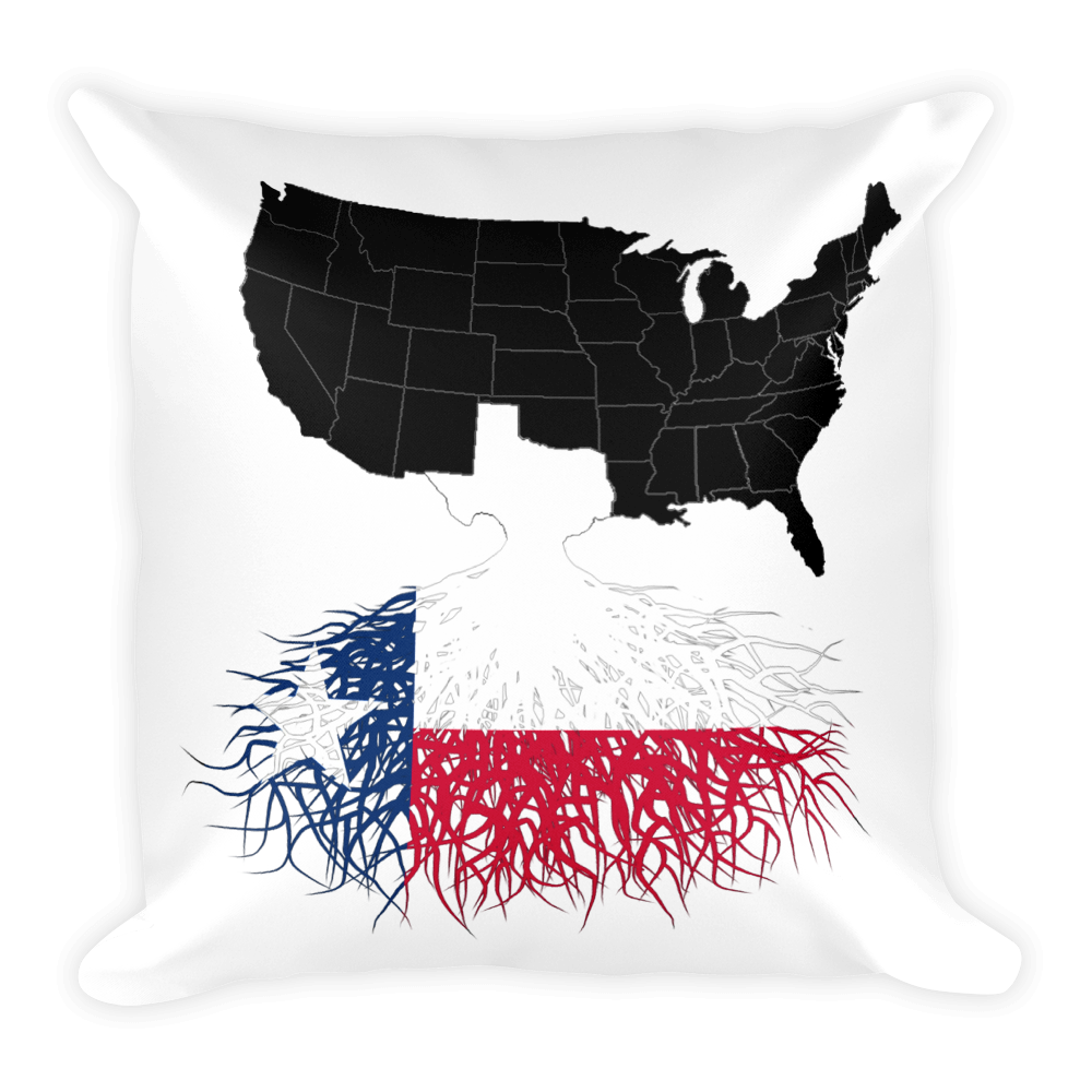 Texas Roots Pillow