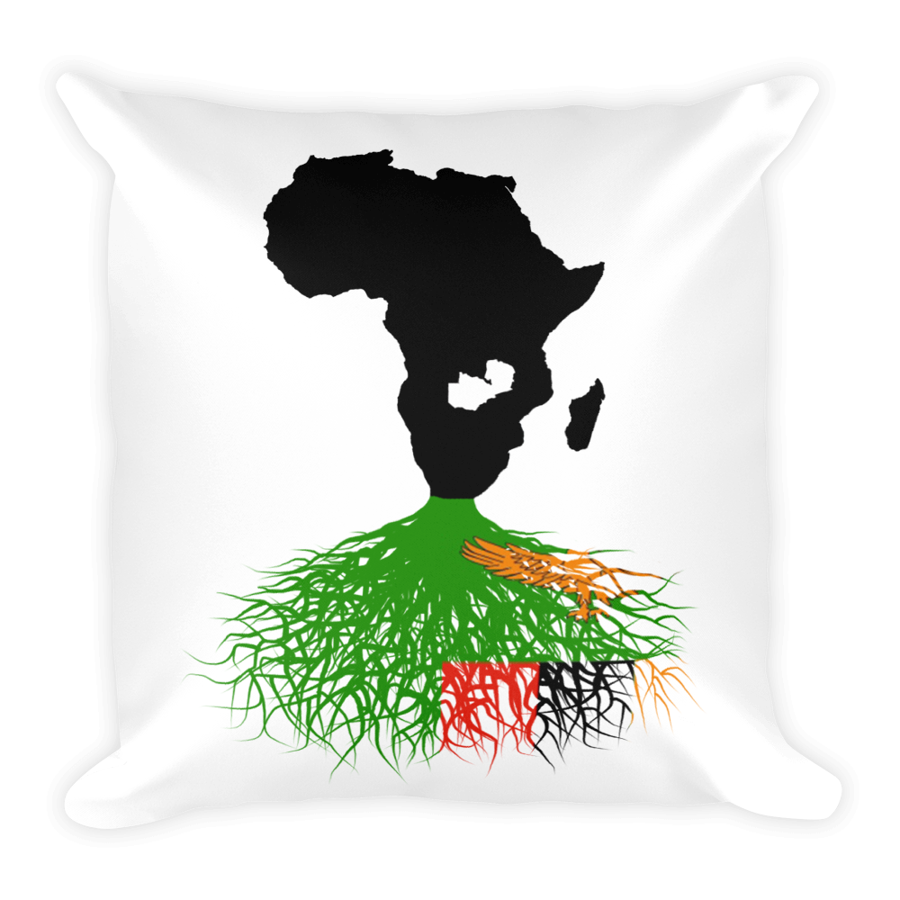 Zambia Roots Pillow