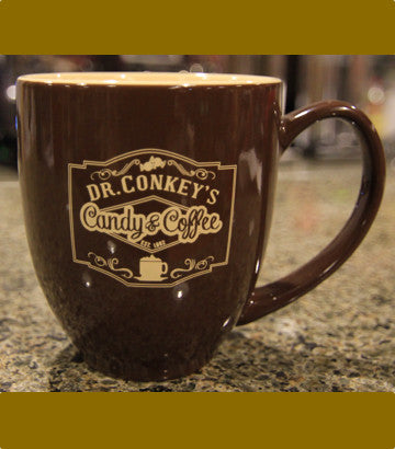 Dr Conkey's Original Ceramic Coffee Mug