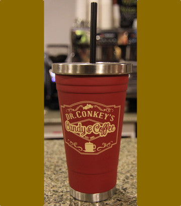 Dr Conkey's Red Spirit Vacuum Cup