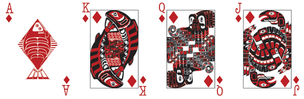 Wholesale Casino Quality Playing Cards (1 Box of 12 Decks)
