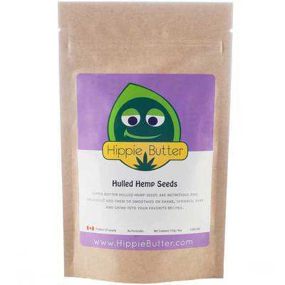 Premier Hulled Hemp Seeds