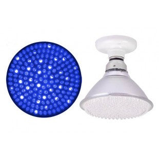 13 Watt Advance Spectrum All Blue LED Grow Light Bulb