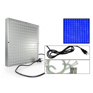 14 Watt Advance Spectrum All Blue LED Grow Light Panel