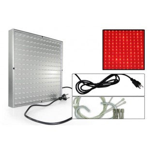 14 Watt Advance Spectrum All Red LED Grow Light Panel
