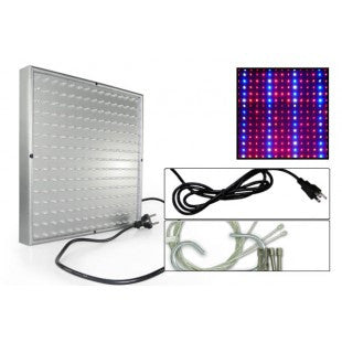 14 Watt Advance Spectrum Tri-Band LED Grow Light Panel