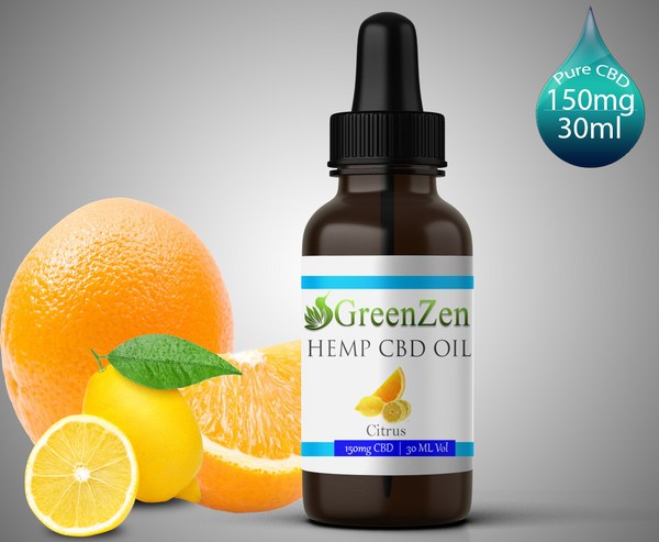 Citrus Fruits CBD E Liquid