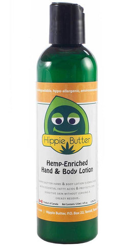 Fast Absorbing Hemp Seed Lotion