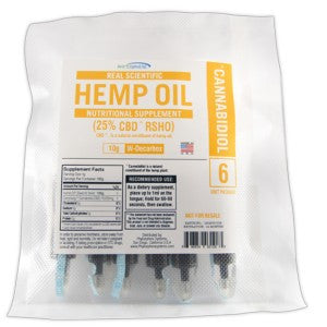 RSHO Gold Label CBD Hemp Oil