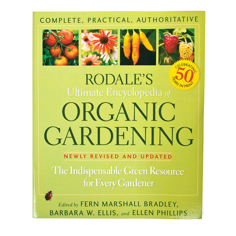 Encyclopedia of Organic Gardening